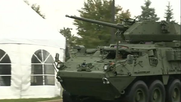 Study shows Michigan economy could grow in defense industry