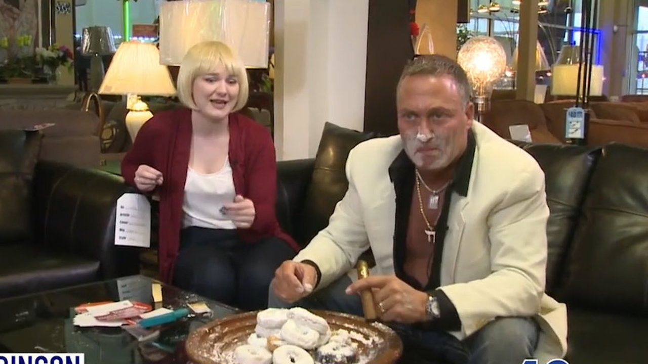 WATCH Detroit Furniture Store Spoofs Scarface In New Ad