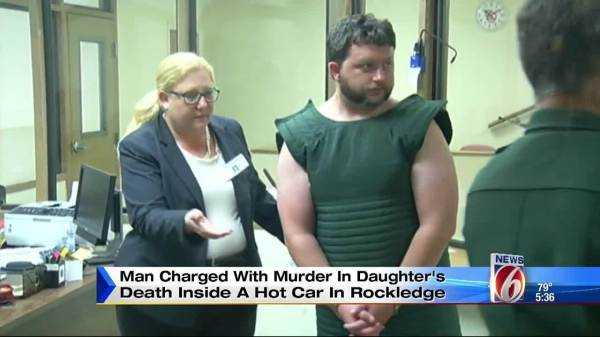 Judge: Brevard father still charged in baby's hot car death