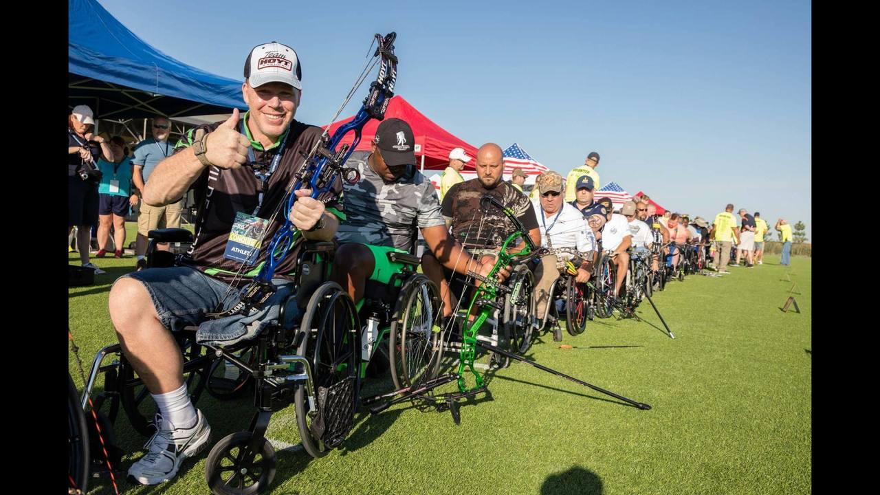2017 national veterans wheelchair games