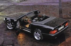 The MercedesBenz R129 SL (1990  2002)