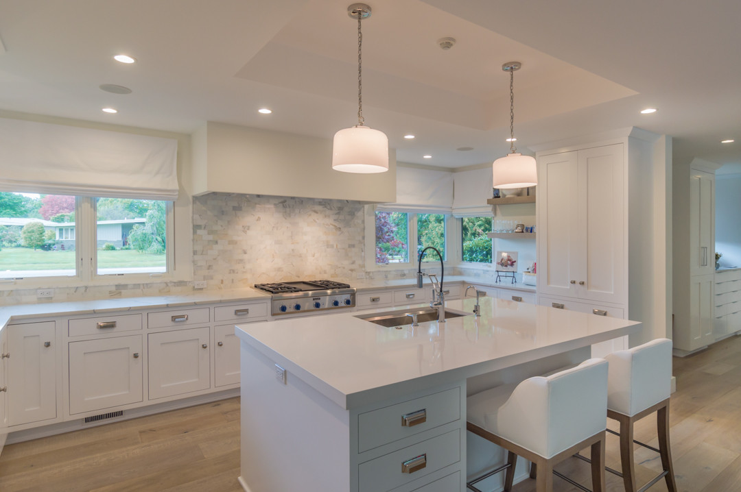 5 ways to make your kitchen ceiling a