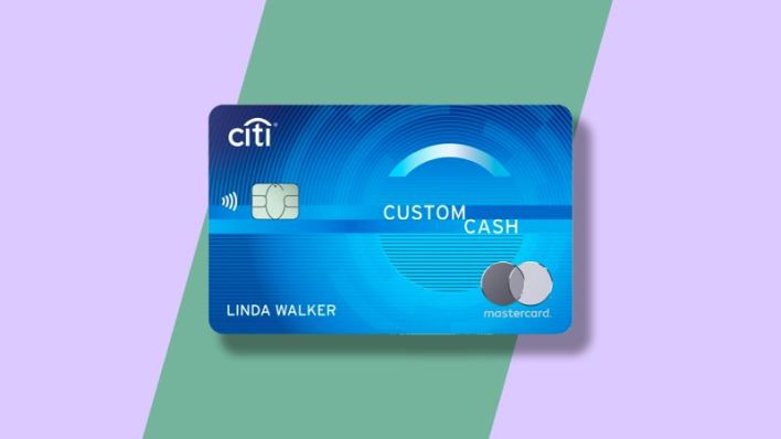 Earn 5% cash back in the eligible category you spend the most in each month with the Citi Custom Cash Card.