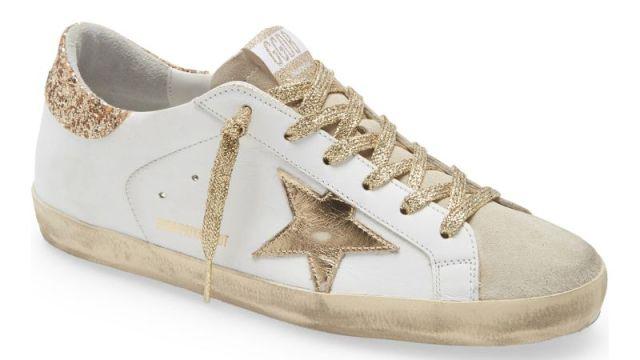Golden Goose Super-Star Low-Top Sneaker