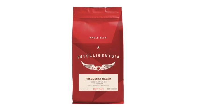 Intelligentsia Direct Trade Frequency Blend Whole Bean Coffee