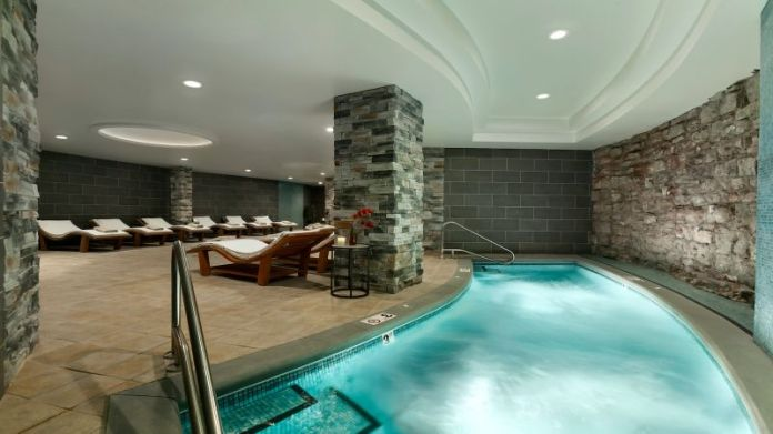 The Elms Hotel & Spa.