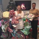 Community gives back to DCFS to provide holiday cheer