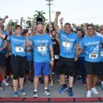 Record numbers take up DG's 5K Challenge