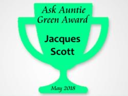 Jacques Scott, Cayman News Service