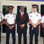 Jamaican police supt speaks to Cayman's youth