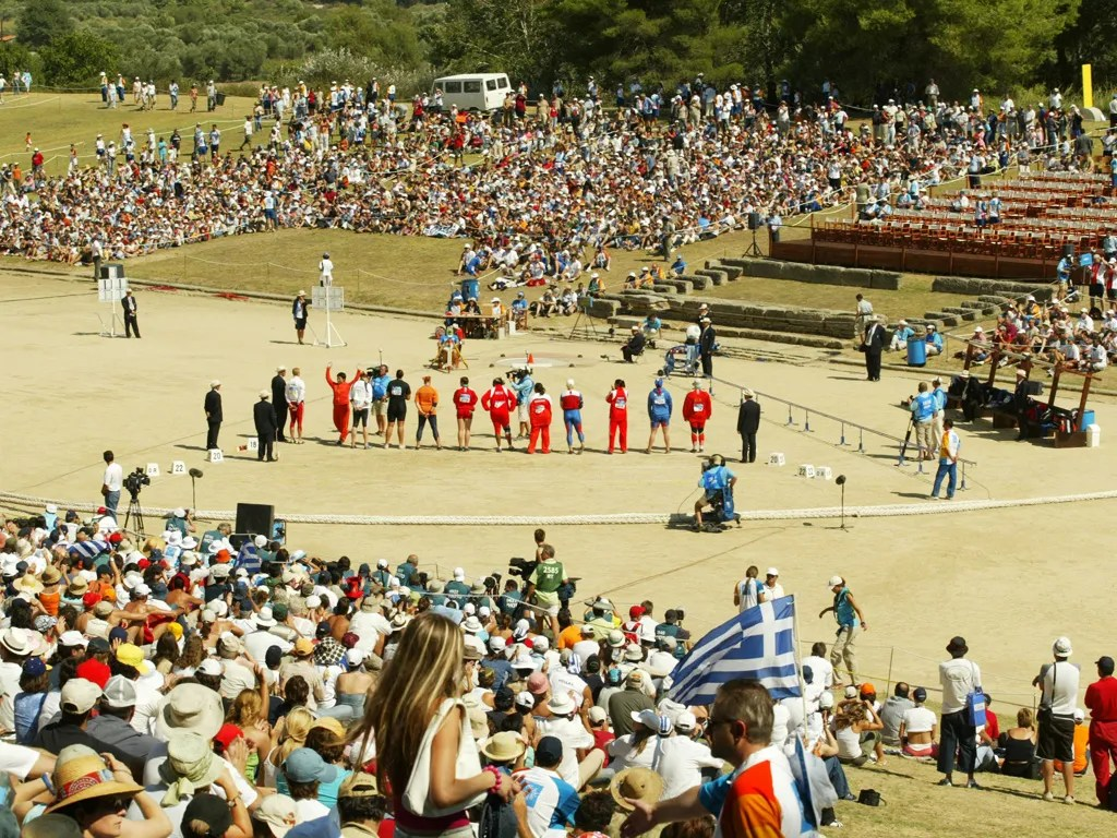 Old Olympic Venues You Can Still Visit