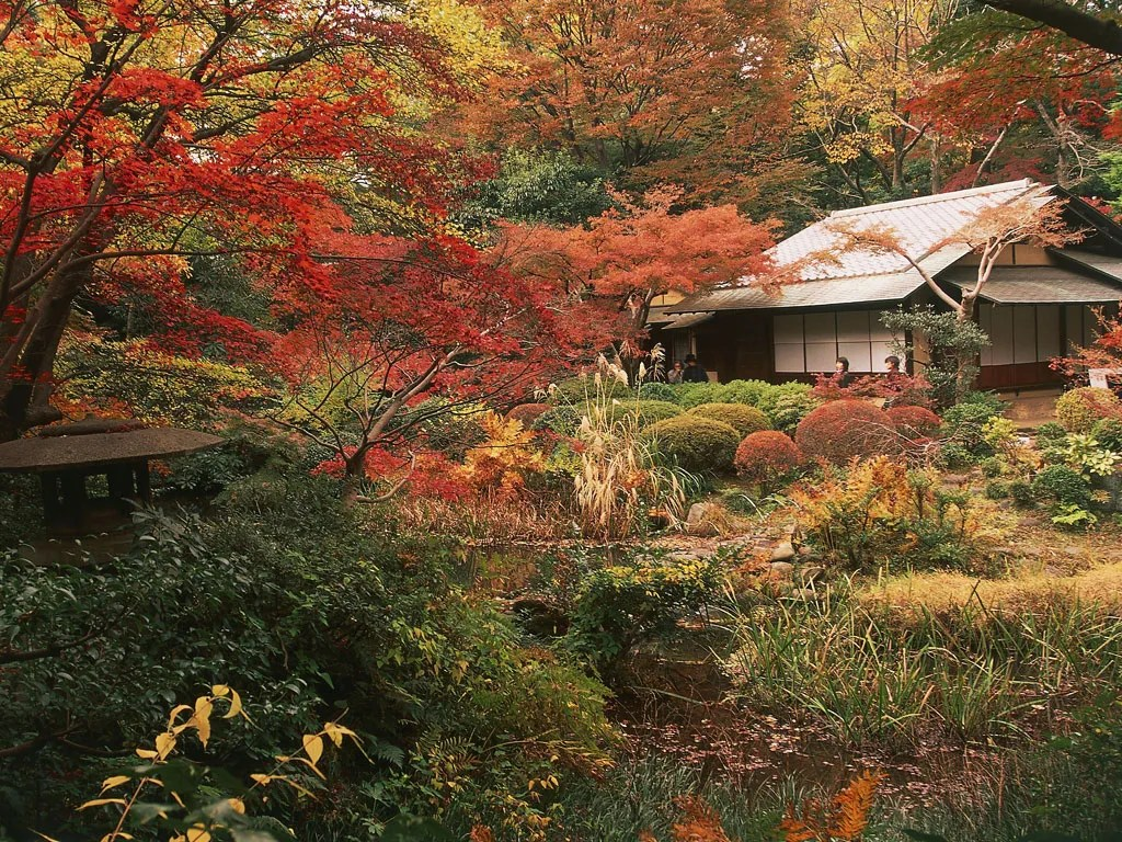 Nezu Museum Tokyo Japan