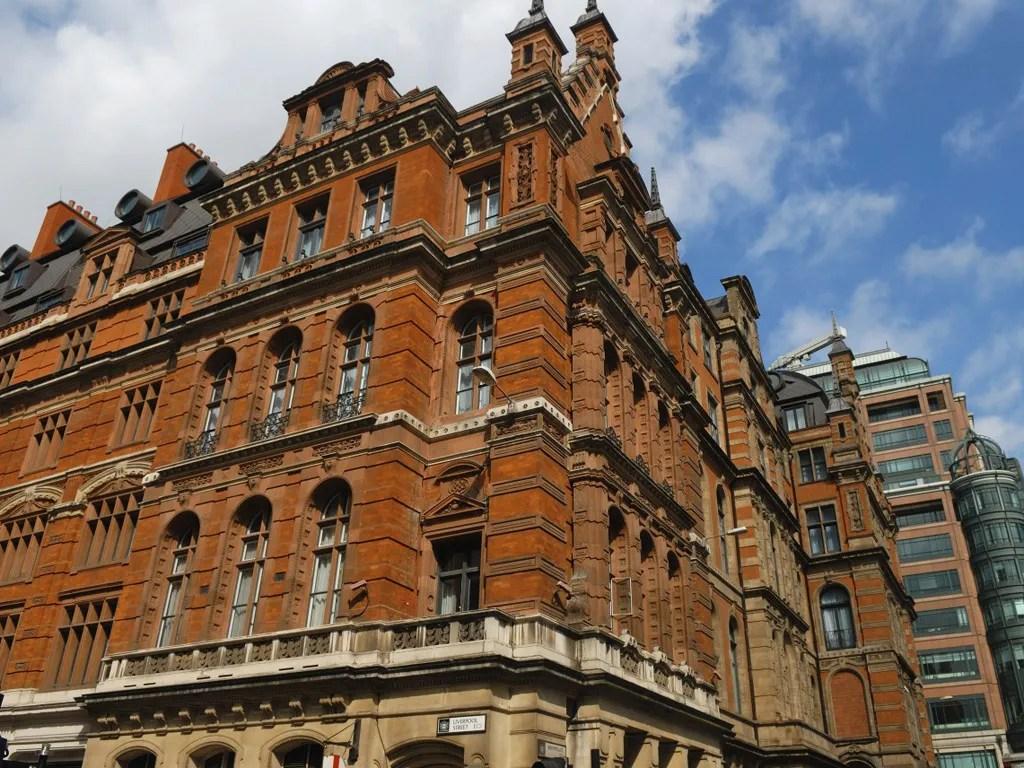 Andaz London Liverpool Street London England United Kingdom Hotel Review Cond Nast Traveler