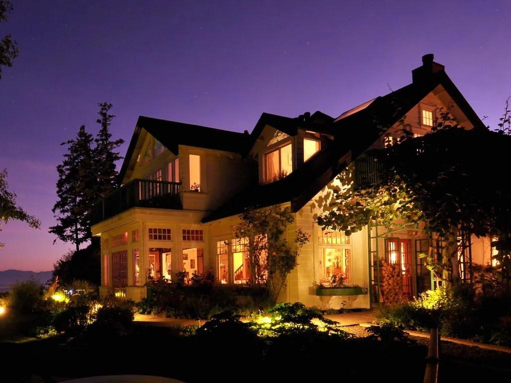 Sooke Harbour House Sooke British Columbia Canada
