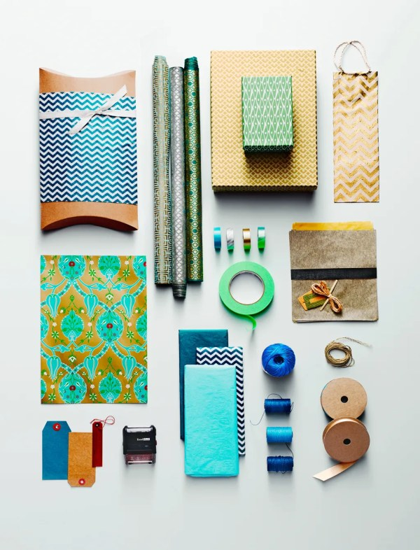 Packable Wrapping Paper That Won't Wrinkle in Your Suitcase