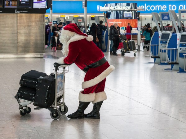 Traveling on Christmas Day: What You Need to Know - Condé ...