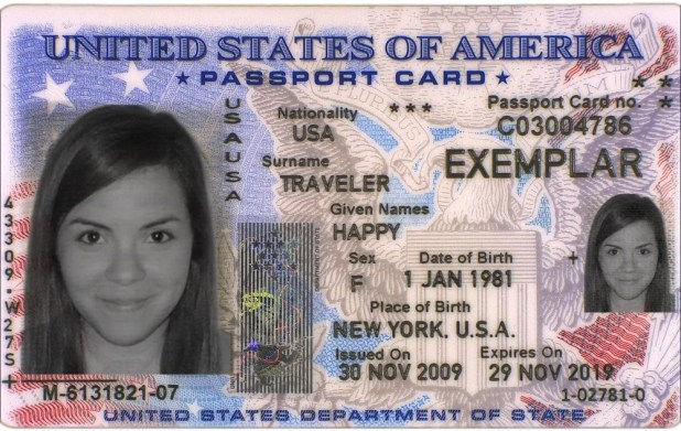 How to get a passport book if you have card how to u s passport card everything you need to know cond nast traveler ccuart Images
