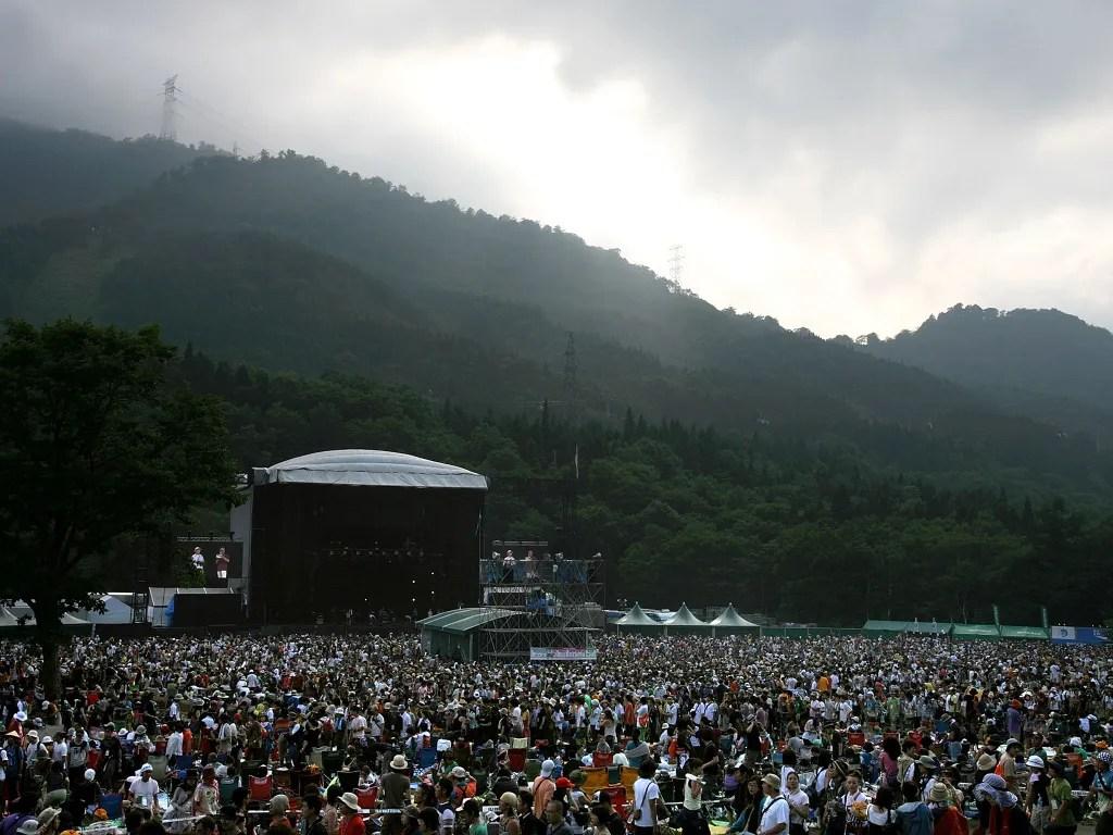 Mount Naeba, Japan
