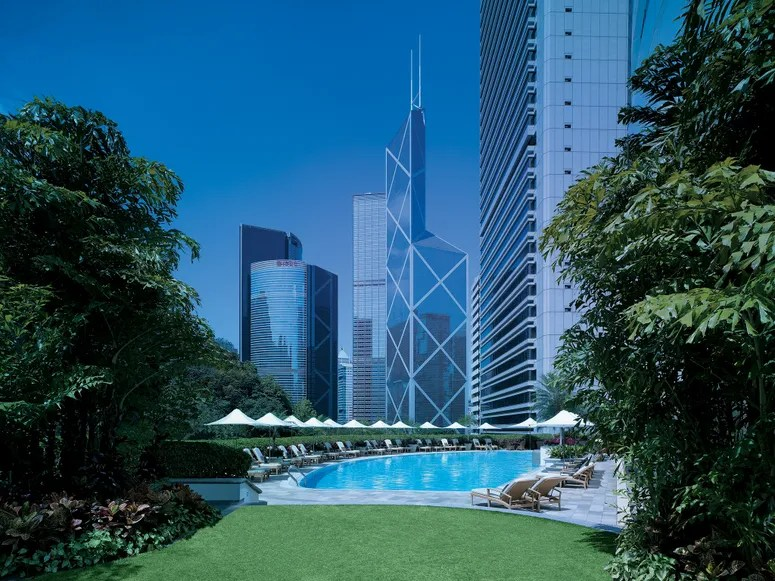 Image result for Images of Island Shangri-La Hong Kong hotel