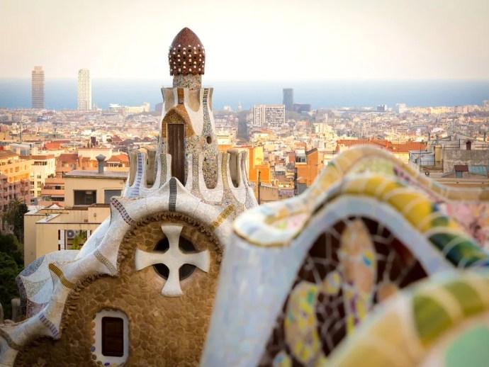 melhores cidades da Europa para visitar barcelona
