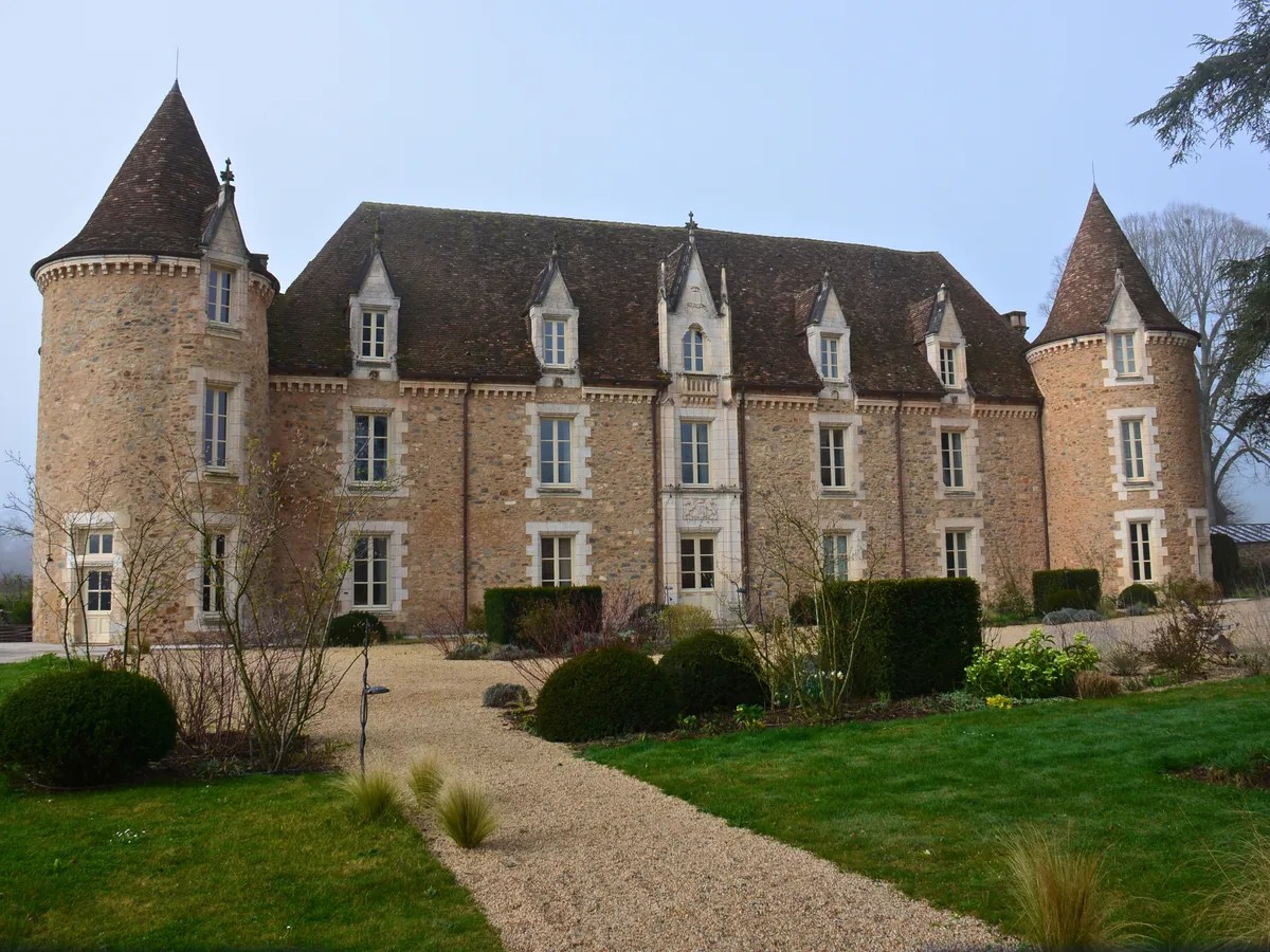 Domaine des Etangs: A Memorable Stay at a French Château ...