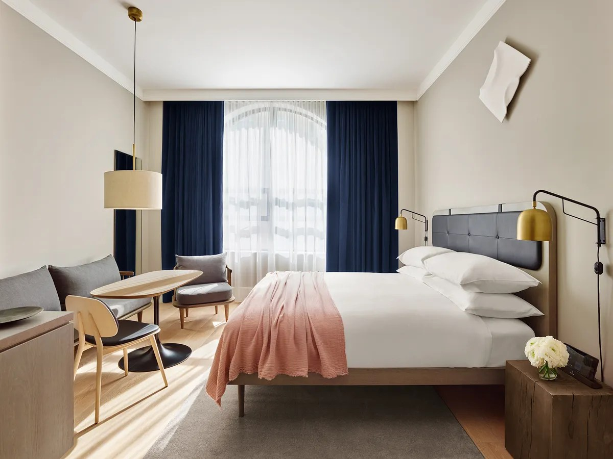 11 Howard New York Cond Nast Traveler