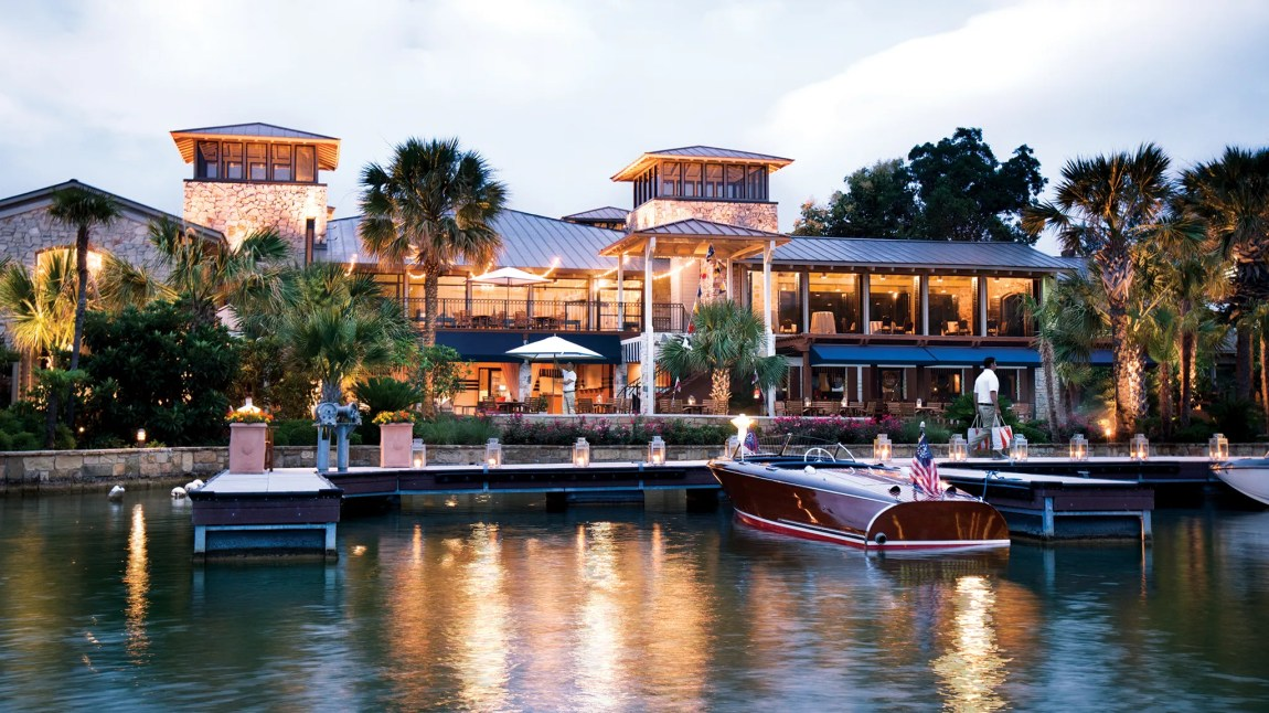 Horseshoe Bay Resort in Horseshoe Bay Texas, Best hotels in Texas, Great Southern Hotels, Pretty Southern Resorts