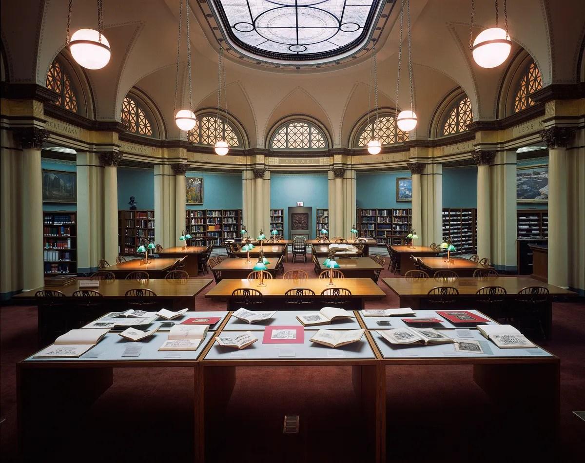 Art Institute Of Chicago Chicago Illinois United States
