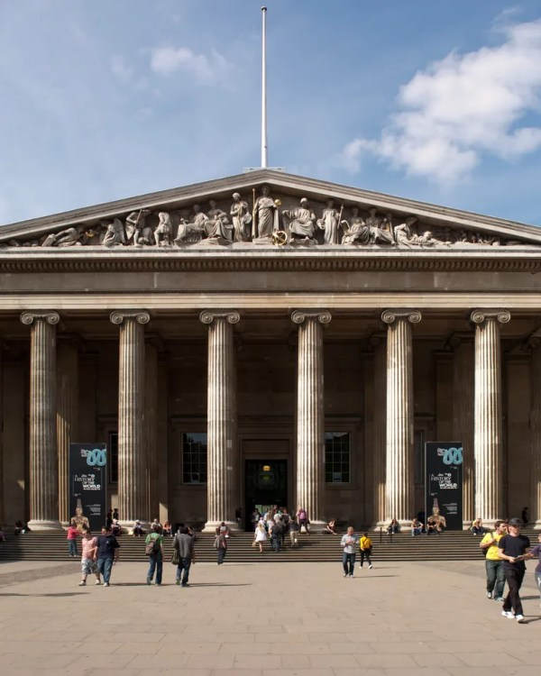 British Museum, London - Culture Review - Condé Nast Traveler