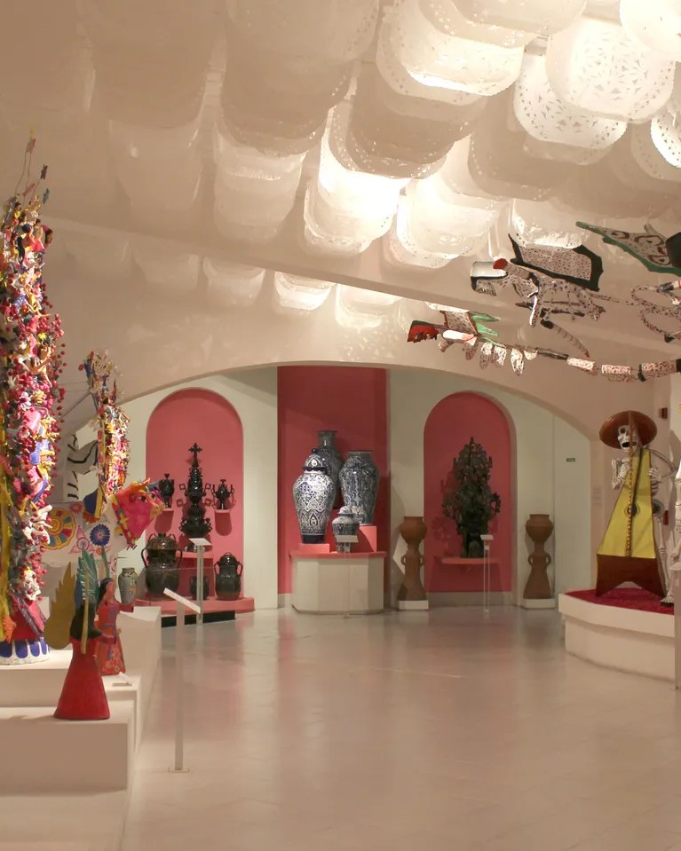 Dolores Olmedo Museum Mexico City Mexico Culture