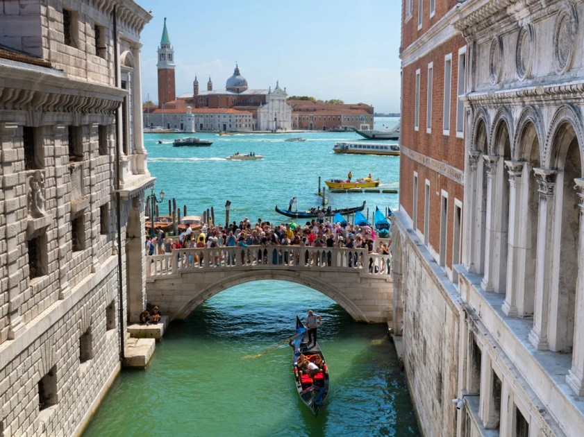 Venice Is Banning Tourists from Some Parts of the City