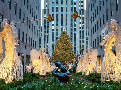 Christmas In New York 10 Festive Things To See And Do In