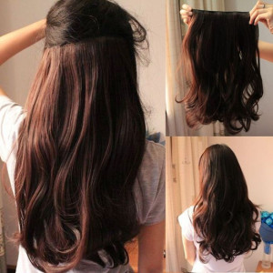 Best hair extension clips for thin hair the best hair 2017 hair extensions for natural fine you pmusecretfo Images