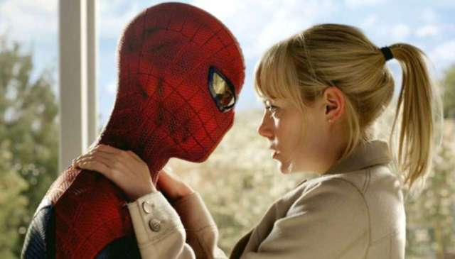 Emma stone on Spider-man: No Way Home