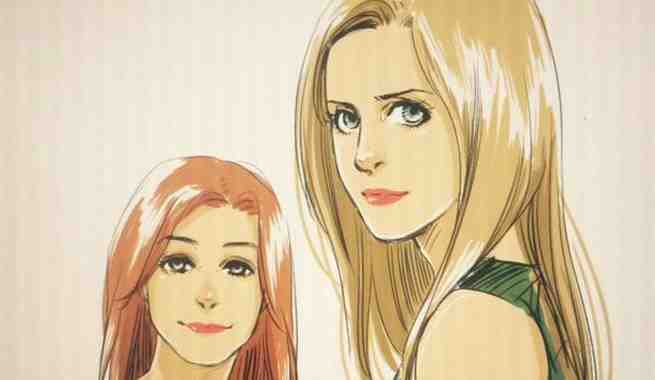 Image result for buffy the high school years