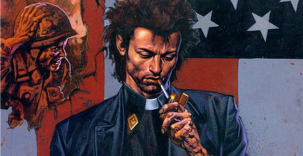 Preacher - Vertigo Comics