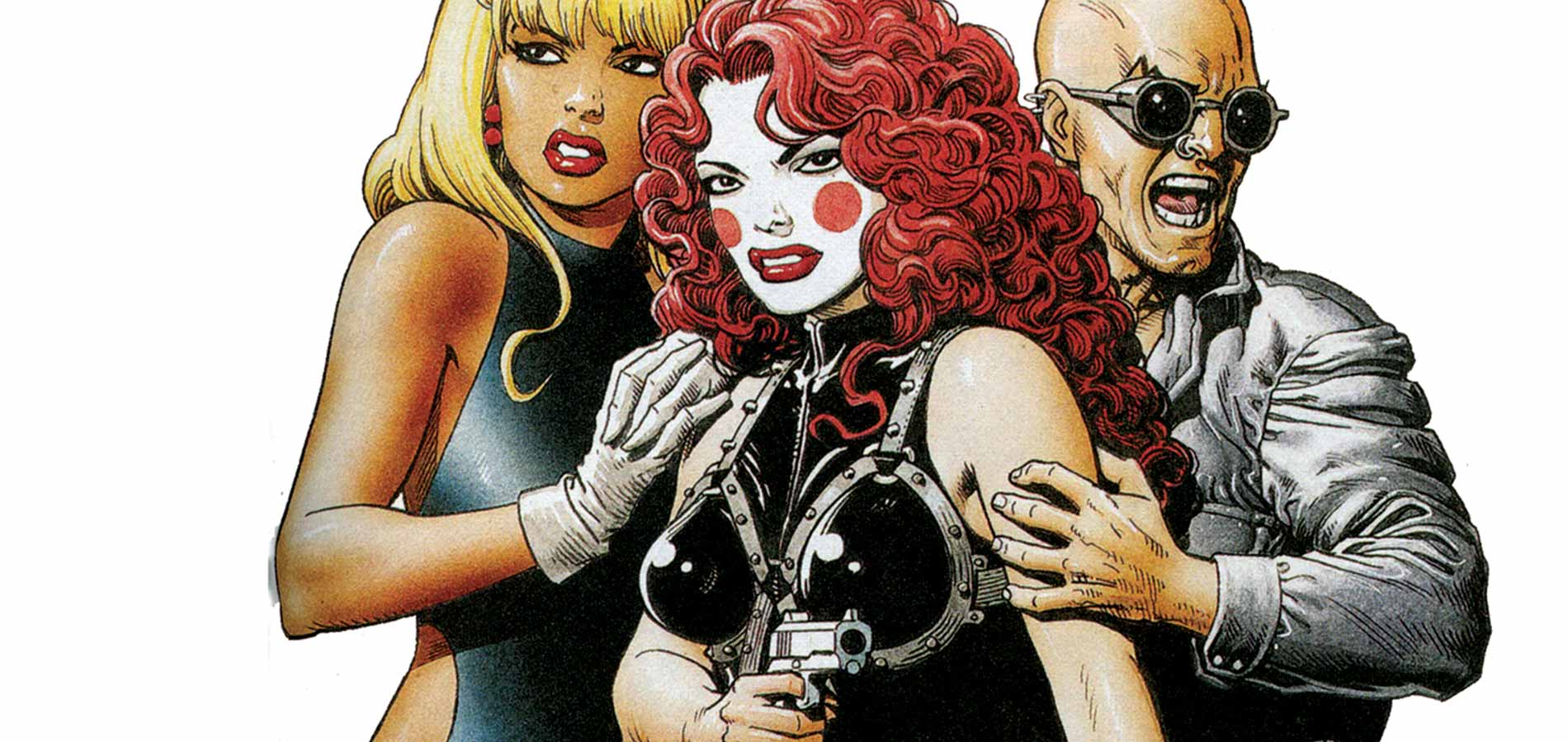 The Invisibles - Vertigo Comics