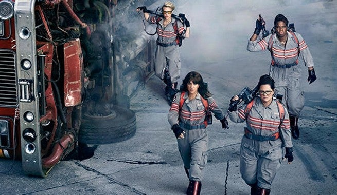 Image result for ghostbusters 2016 movie scenes