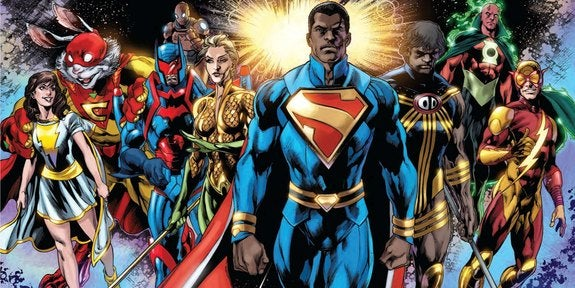 The Multiversity Christmas