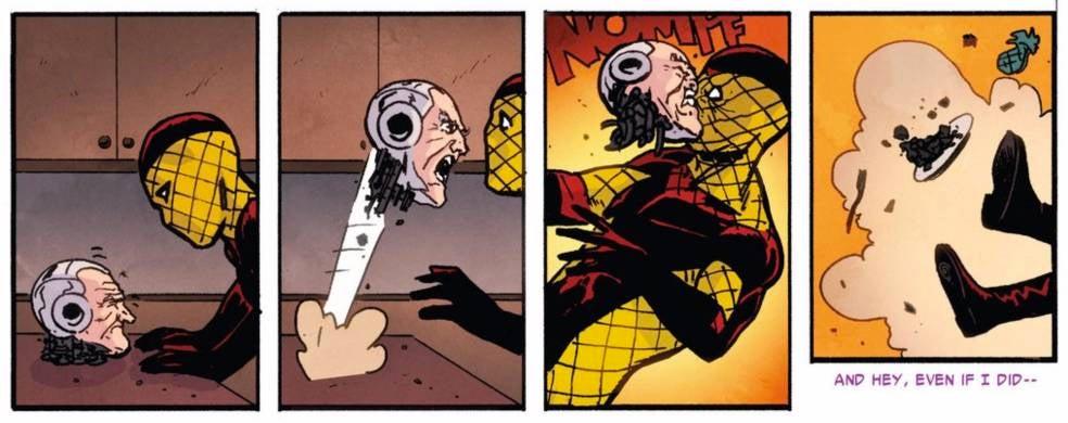 Silvio Silverman Superior Foes of Spider-Man