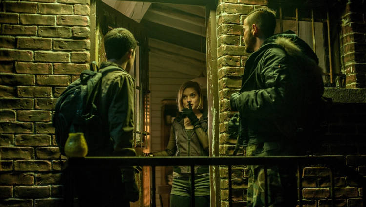 Bilderesultat for don't breathe movie pics