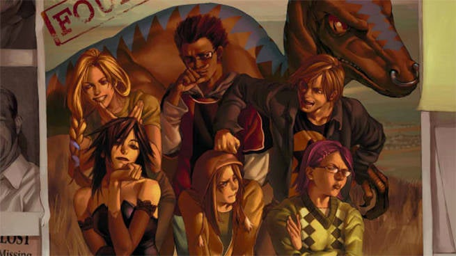 Image result for marvel's runaways brian K Vaughan