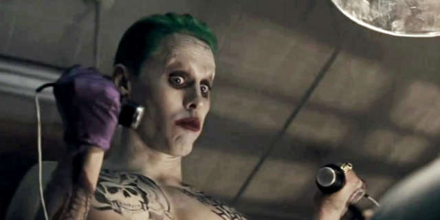 Joker Jared Leto The Movie