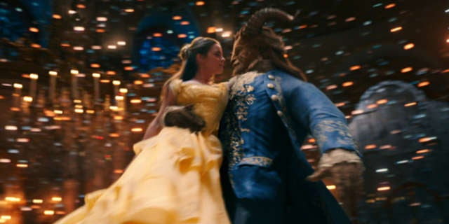 Image result for beauty and the beast 2017 belle beast