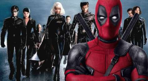 Image result for X-men and deadpool