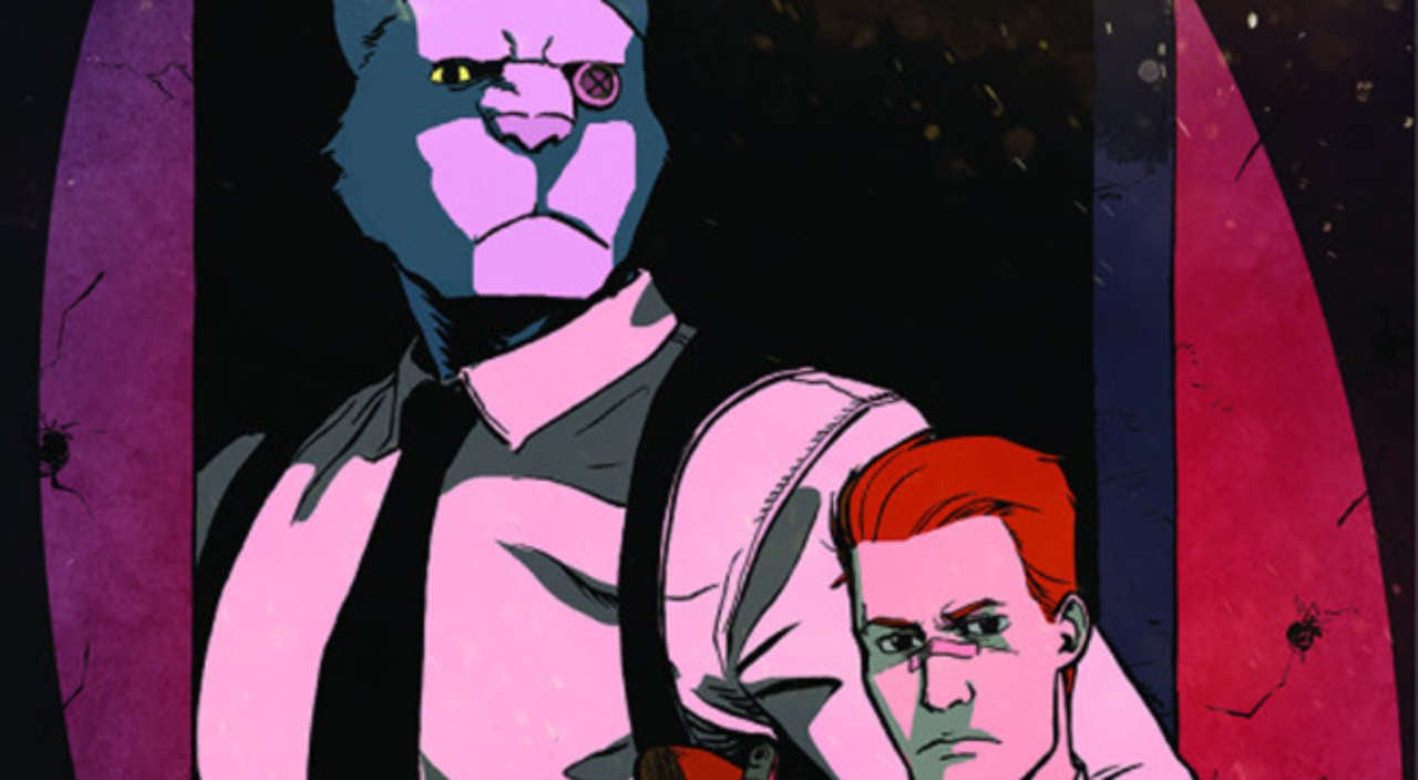 Image result for spencer and locke comic