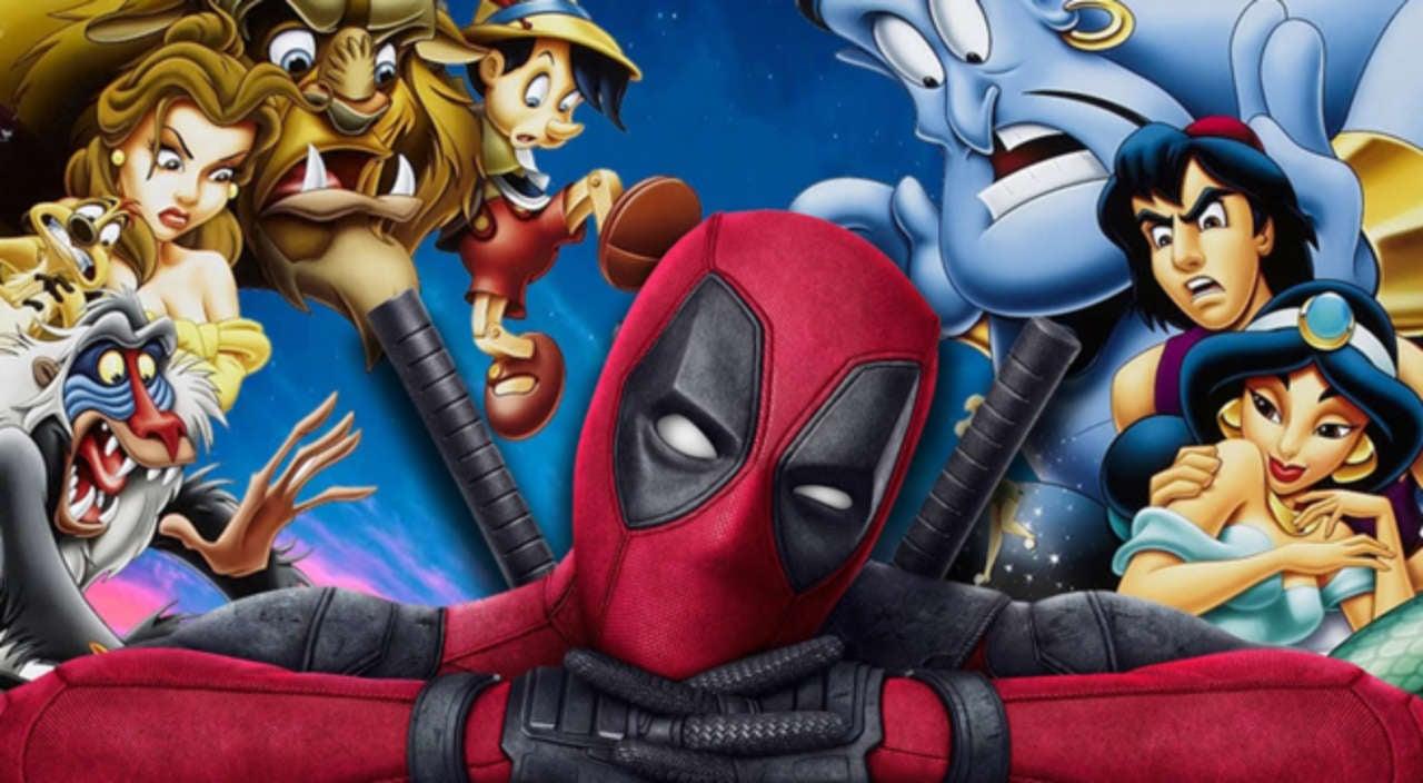 Image result for Deadpool Disney