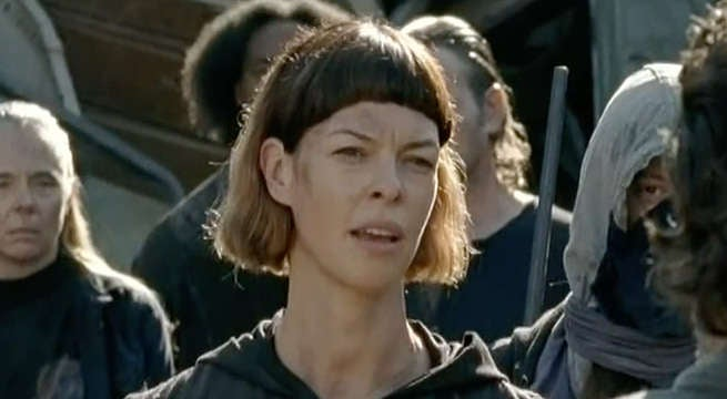 Image result for Jadis walking dead