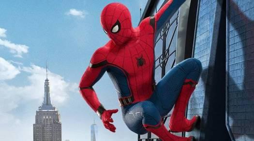 Spider-Man Homecoming International Header