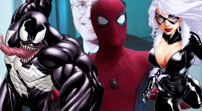 Image result for venom and silver sable in MCU